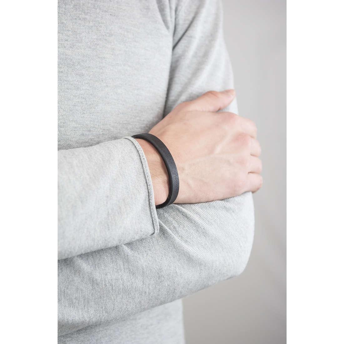Sector bracelets Bandy man SZV11 indosso