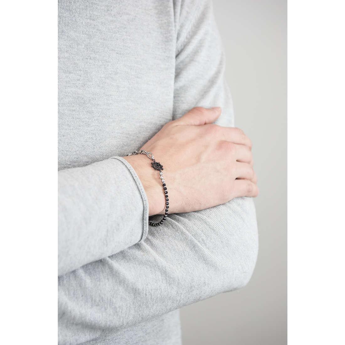 Sector bracelets man SADQ08 indosso