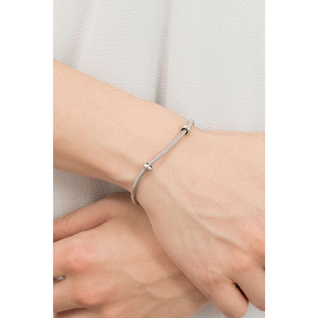 Brosway bracelets Tres Jolie Mini woman BBBR11 indosso
