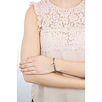 bracelet woman jewellery 10 Buoni Propositi Bon Bon B5107RO/BL