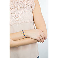 bracelet woman jewellery 10 Buoni Propositi Bon Bon B5108GO/BL