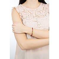 bracelet woman jewellery 10 Buoni Propositi Bon Bon B5114GO/RE