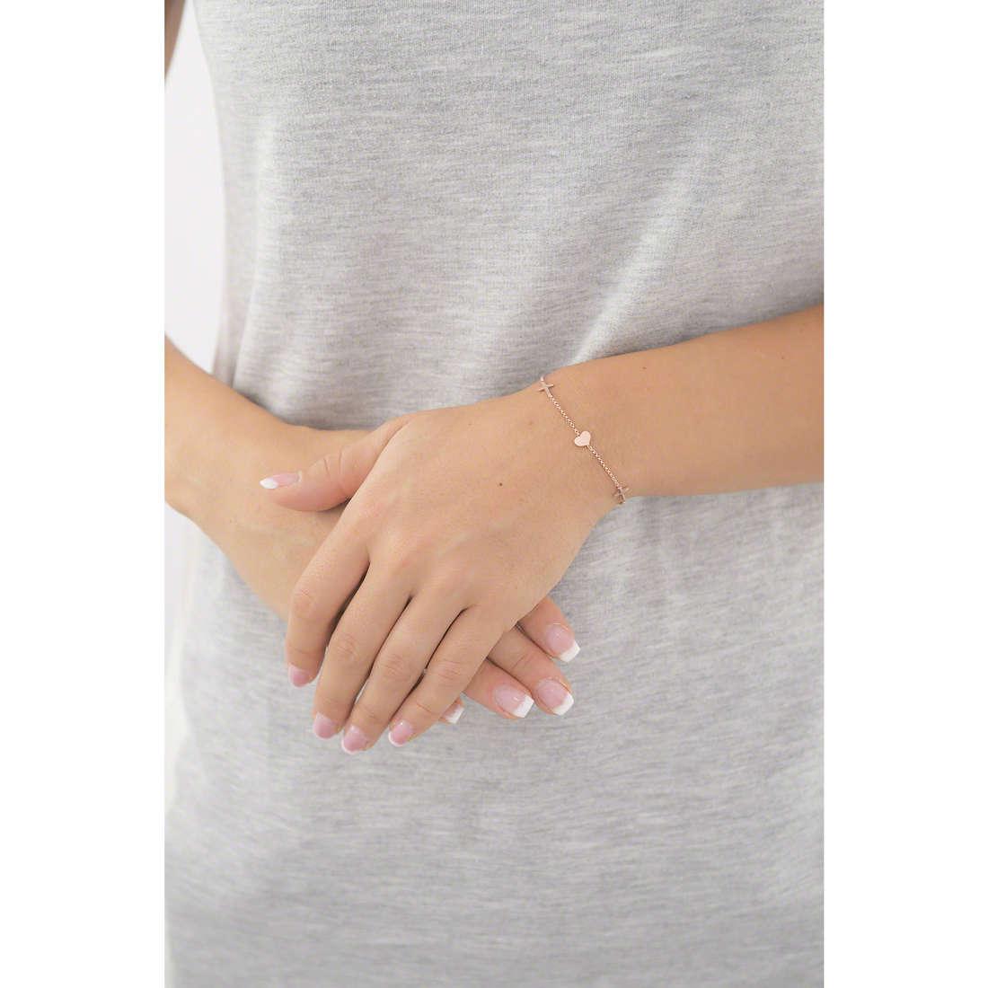 Amen bracelets woman BRCHR indosso