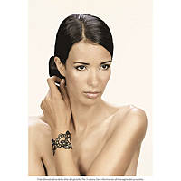 bracelet woman jewellery Batucada Japanese Flower BTC5-01-02-02ORO