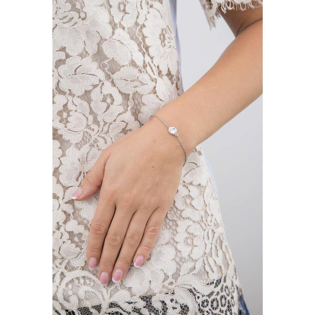 Breil bracelets Small Stories woman TJ1790 indosso