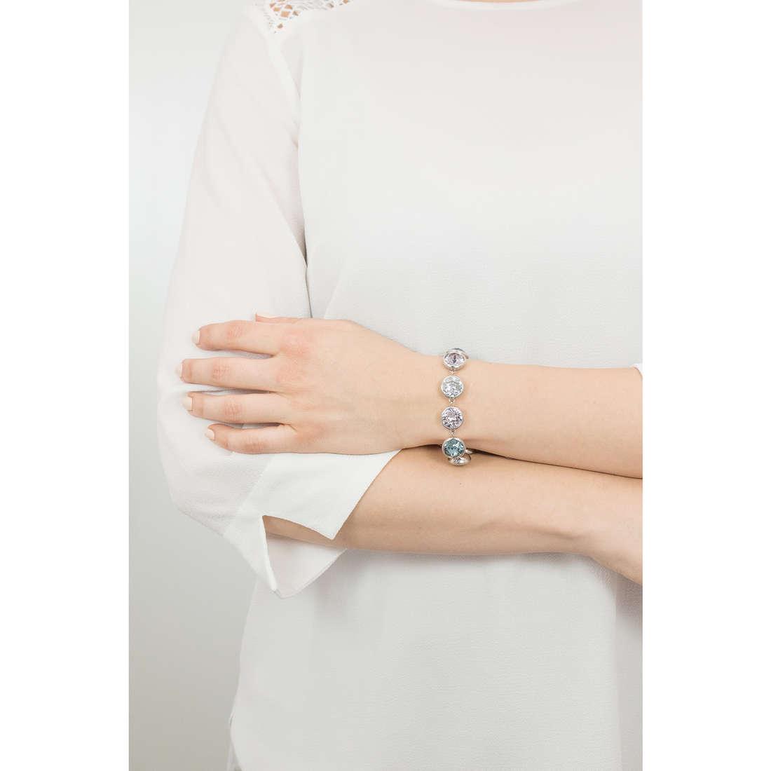 Brosway bracelets B-Tring woman BTN48 photo wearing