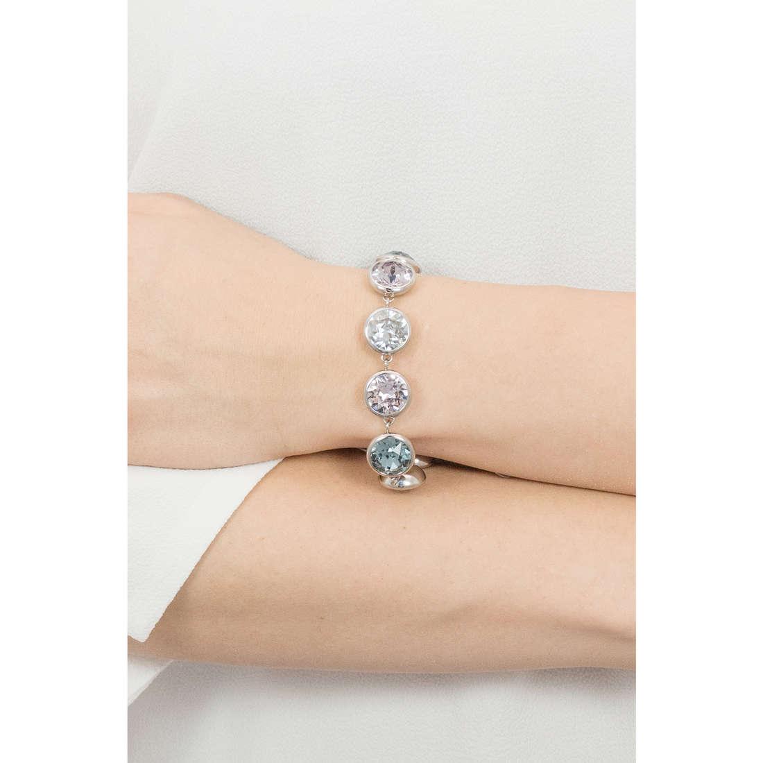 Brosway bracelets B-Tring woman BTN48 indosso