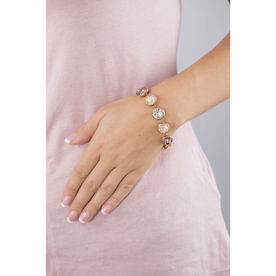 Brosway bracelets B-Tring woman BTN50 indosso