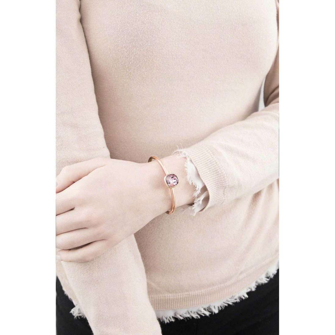 Brosway bracelets Btring woman BTN19 indosso