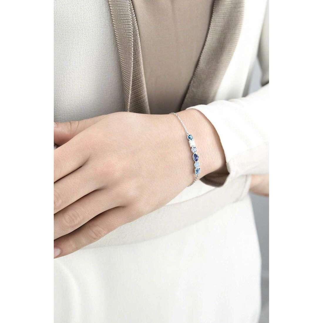 Brosway bracelets COLORI woman G9CL11 indosso