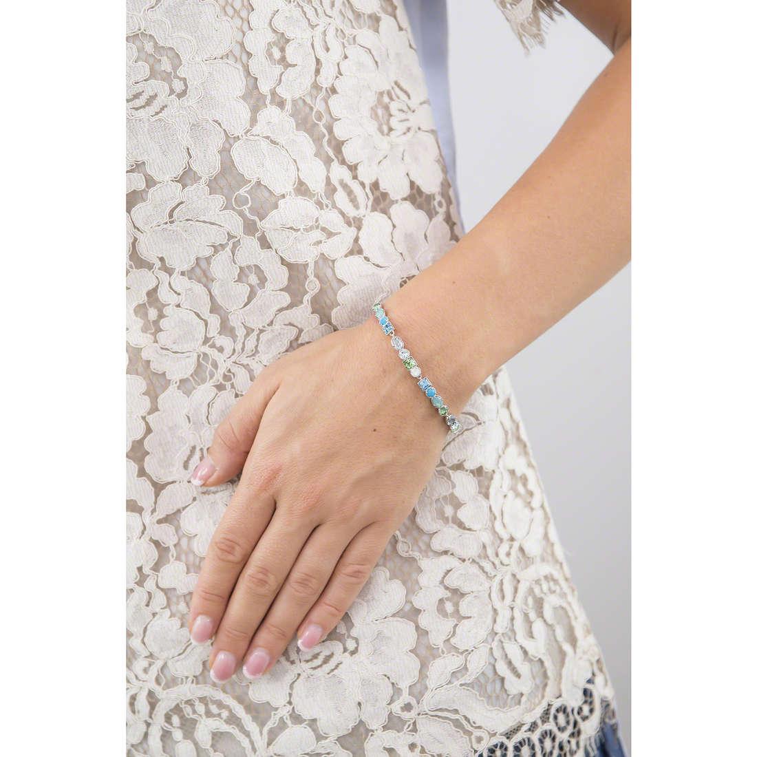 Brosway bracelets COLORI woman G9CL14 indosso