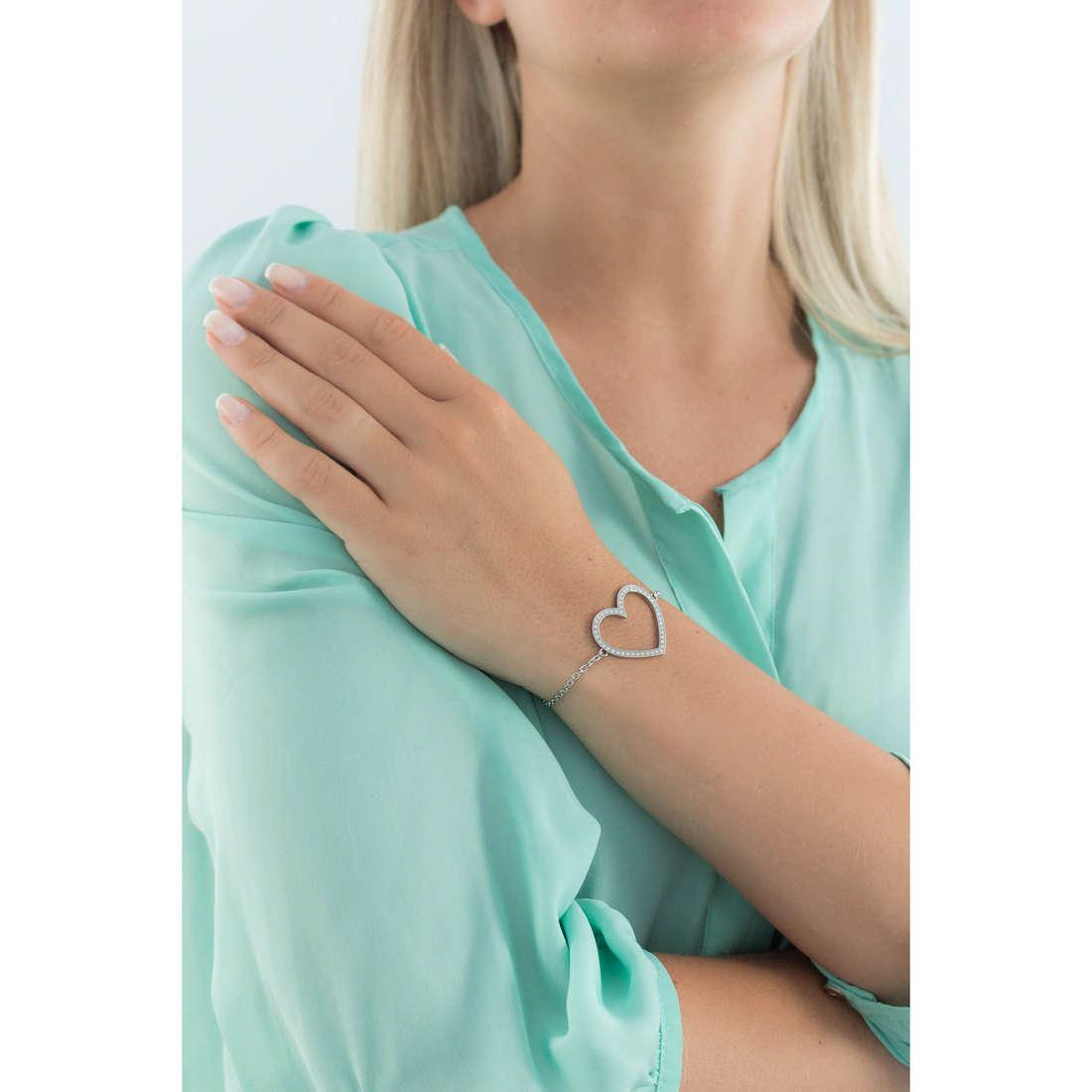 Brosway bracelets Minuetto woman BMU11 indosso