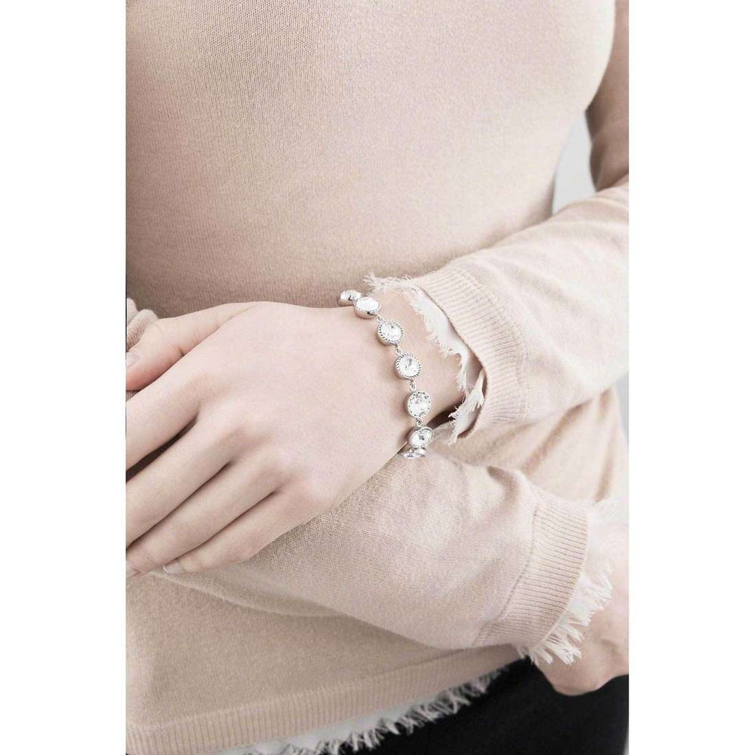 Brosway bracelets Riflessi woman BRF11 indosso