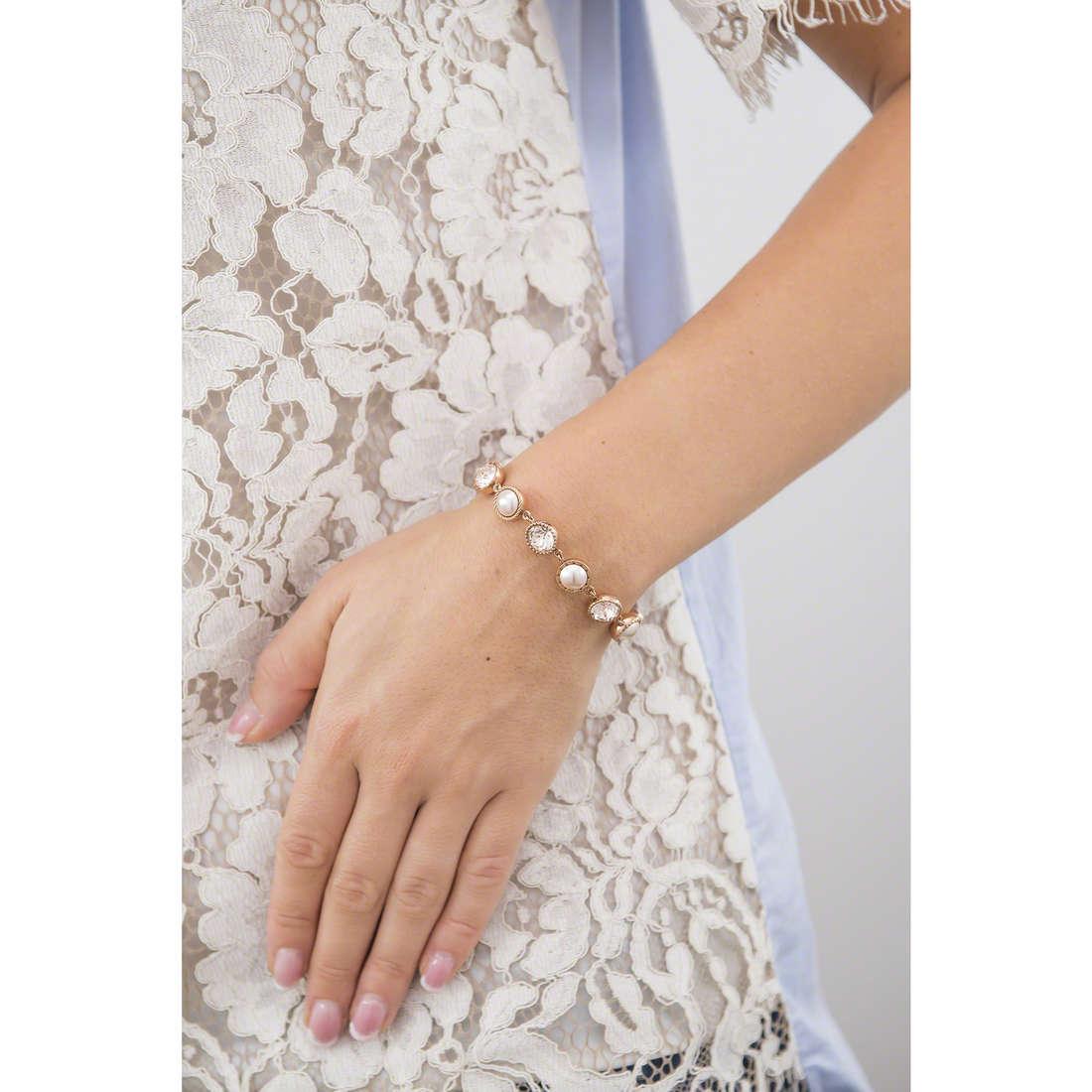 Brosway bracelets Riflessi woman BRF12 indosso