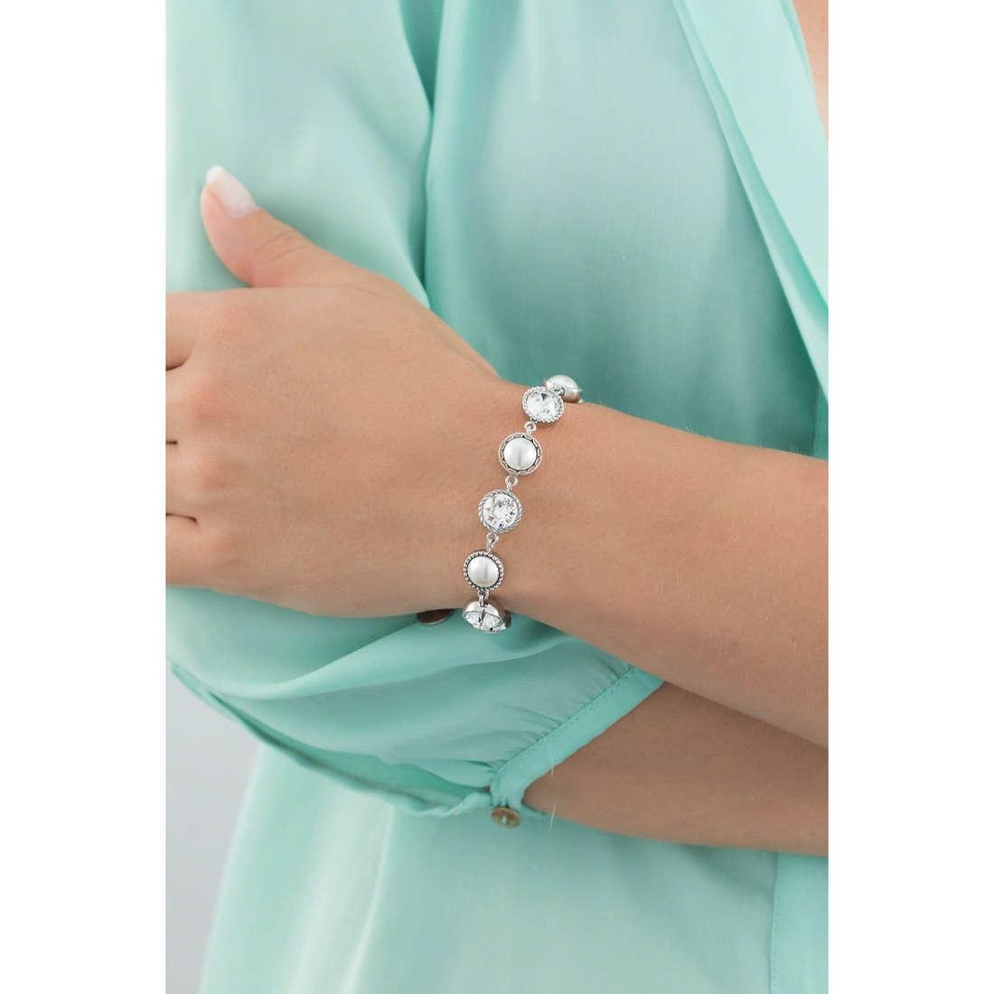 Brosway bracelets Riflessi woman BRF13 indosso