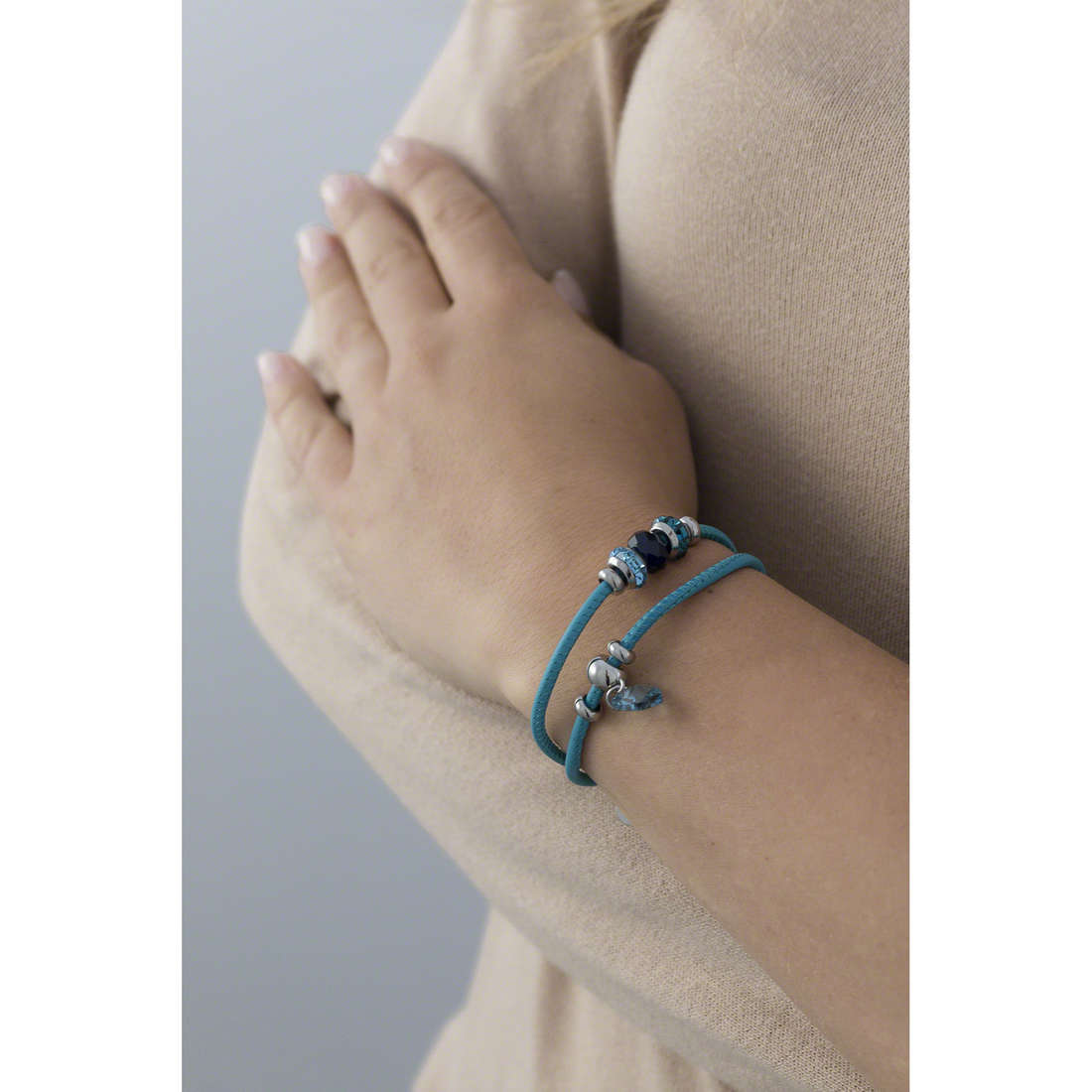 Brosway bracelets Tres Jolie Mini woman BTJMS100 indosso