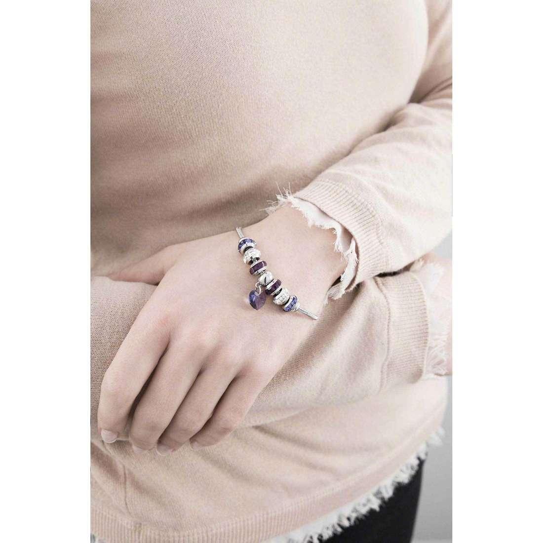 Brosway bracelets Tres Jolie Mini woman BTJMS51 indosso