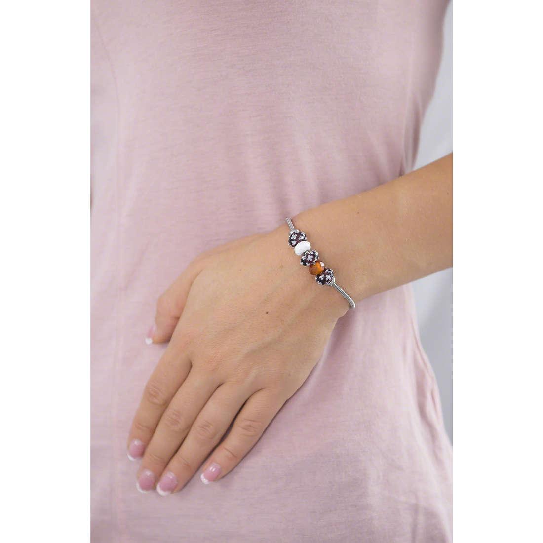 Brosway bracelets Tres Jolie Mini woman BTJMZ02 indosso