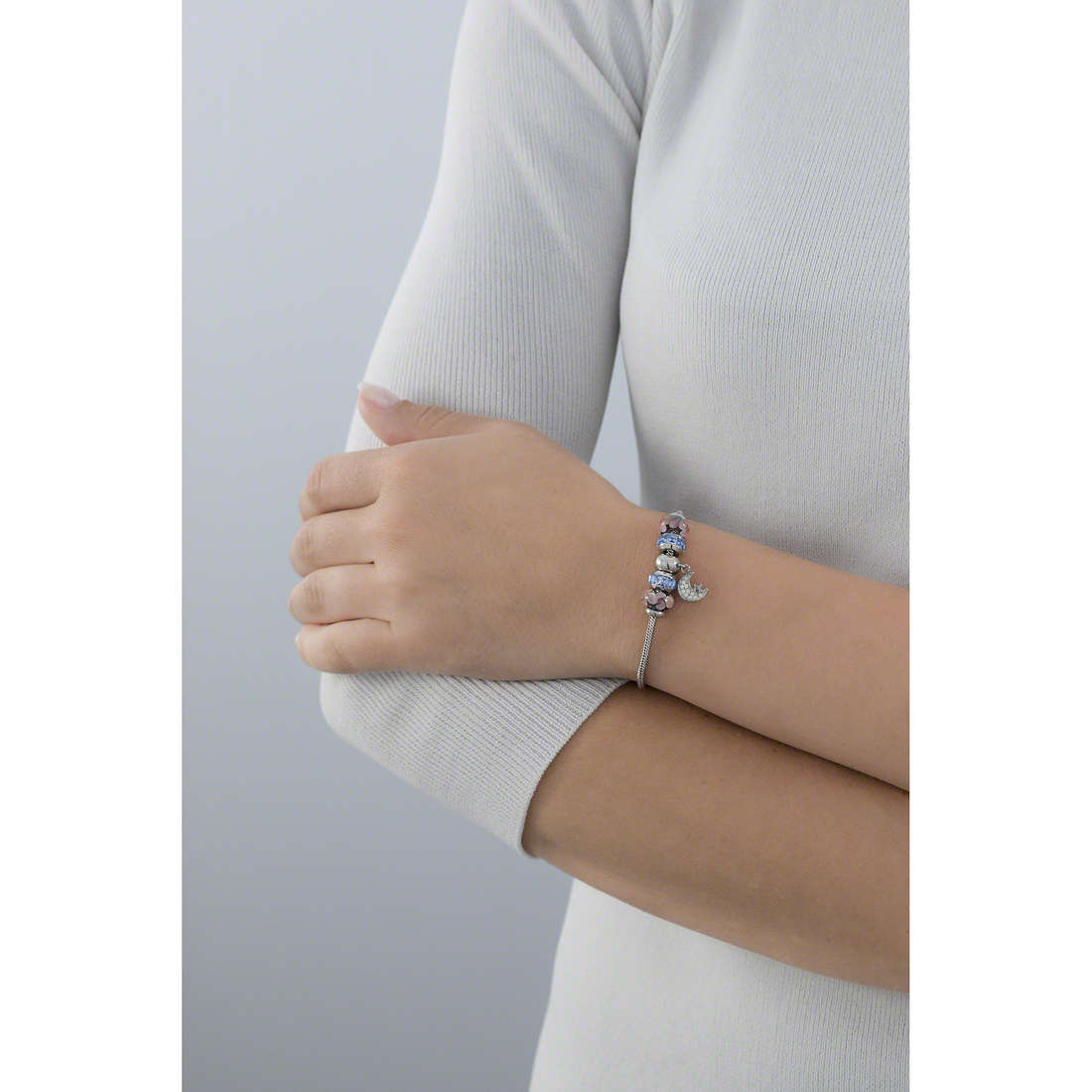 Brosway bracelets Tres Jolie Mini woman BTJMZ11 indosso