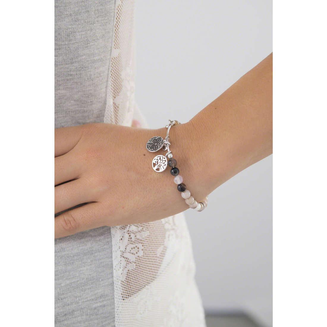 Chrysalis bracelets woman CRBH0002BO indosso