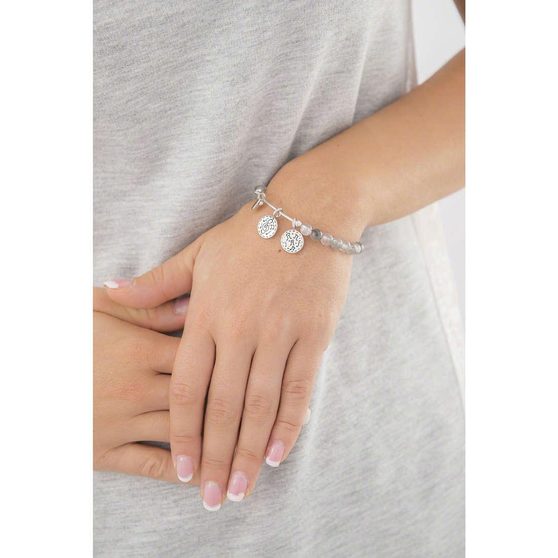 Chrysalis bracelets woman CRBH0005CQ indosso