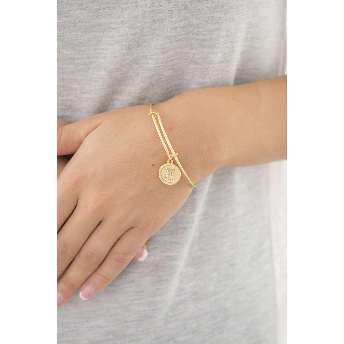 Chrysalis bracelets woman CRBT05EGP indosso