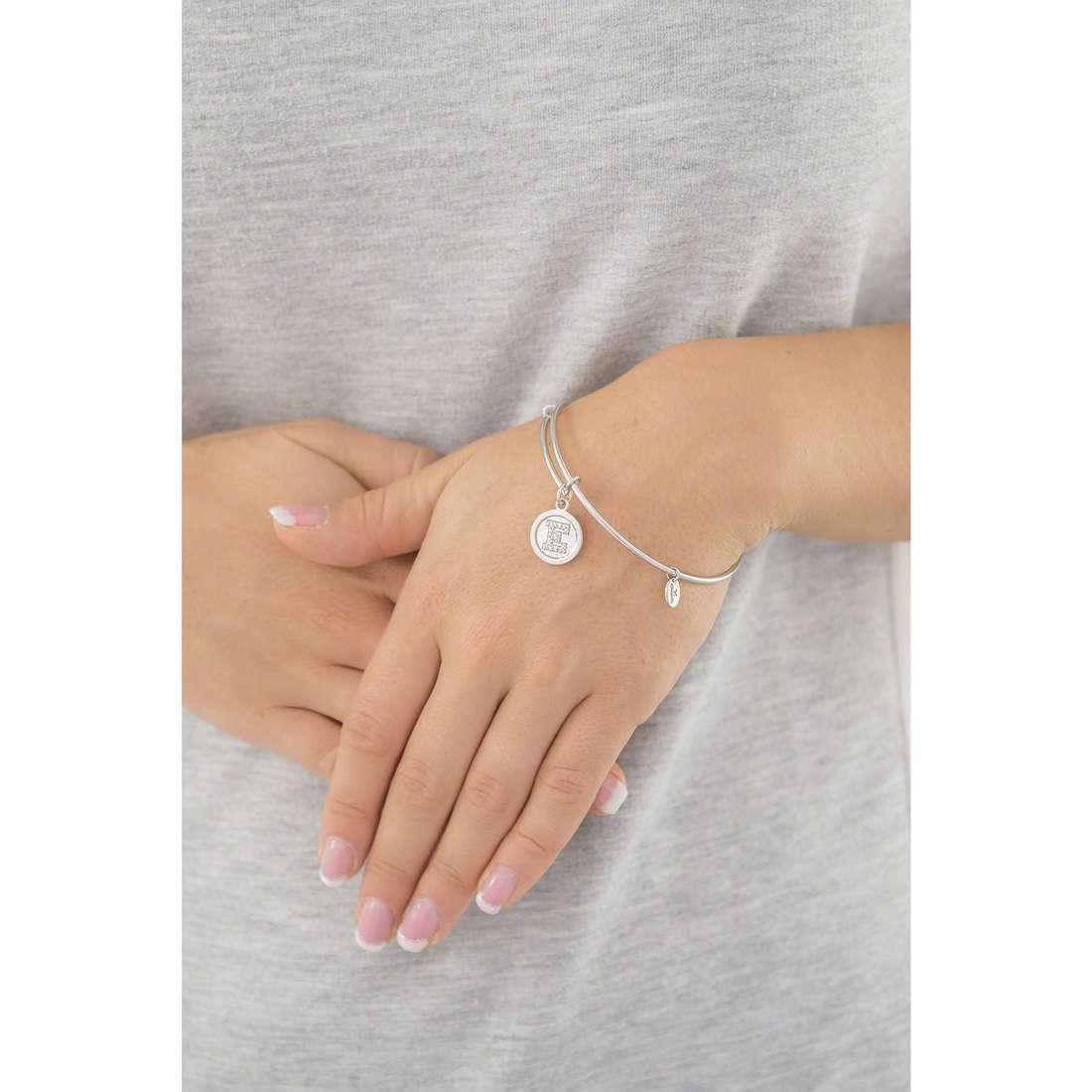 Chrysalis bracelets woman CRBT05ESP indosso