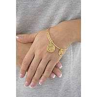 bracelet woman jewellery Chrysalis CRBT1303GP
