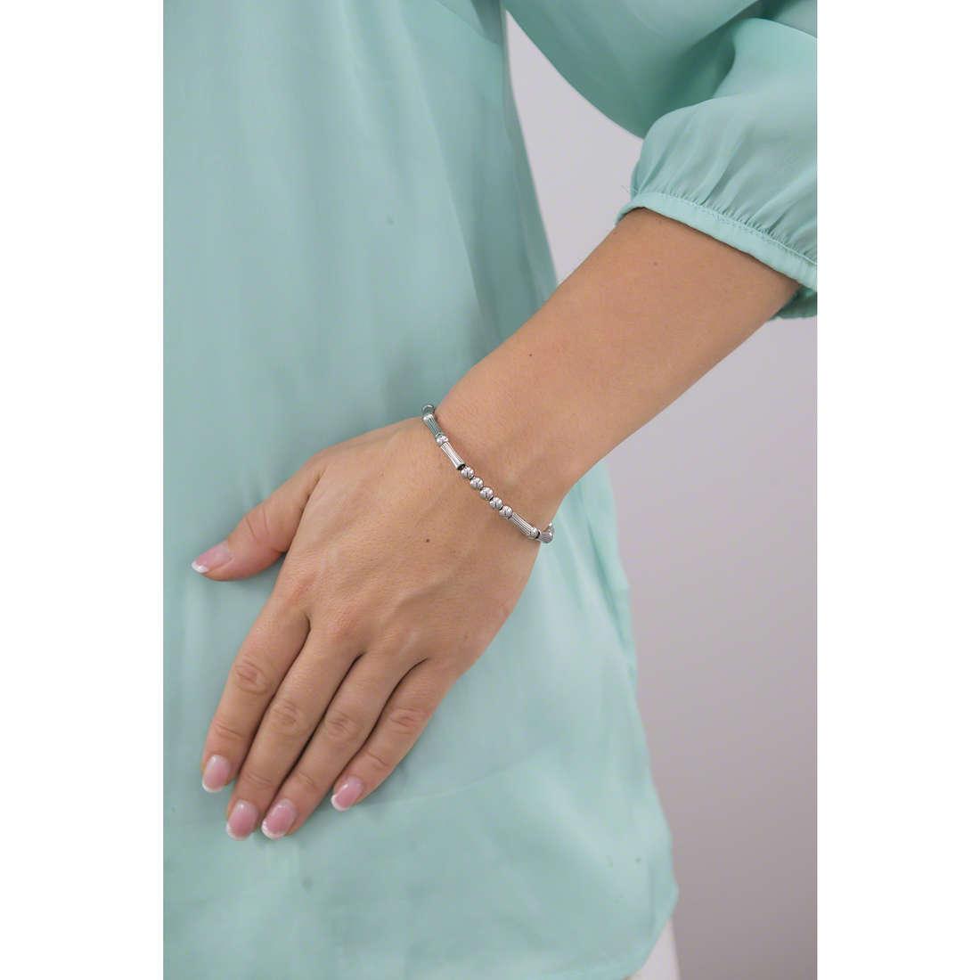 Chrysalis bracelets woman CRBW0002SP indosso
