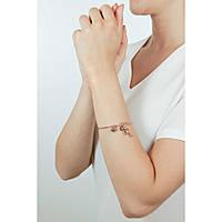 bracelet woman jewellery Chrysalis Incantata CRBT1810RG
