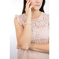 bracelet woman jewellery Comete Fantasie di perle BBQ 119