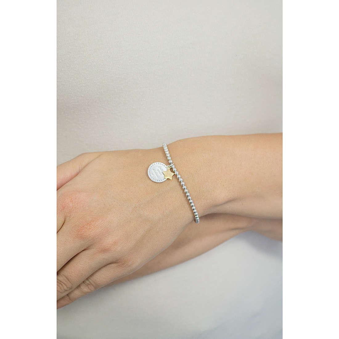 Comete bracelets Love Tag woman BRA 144 photo wearing