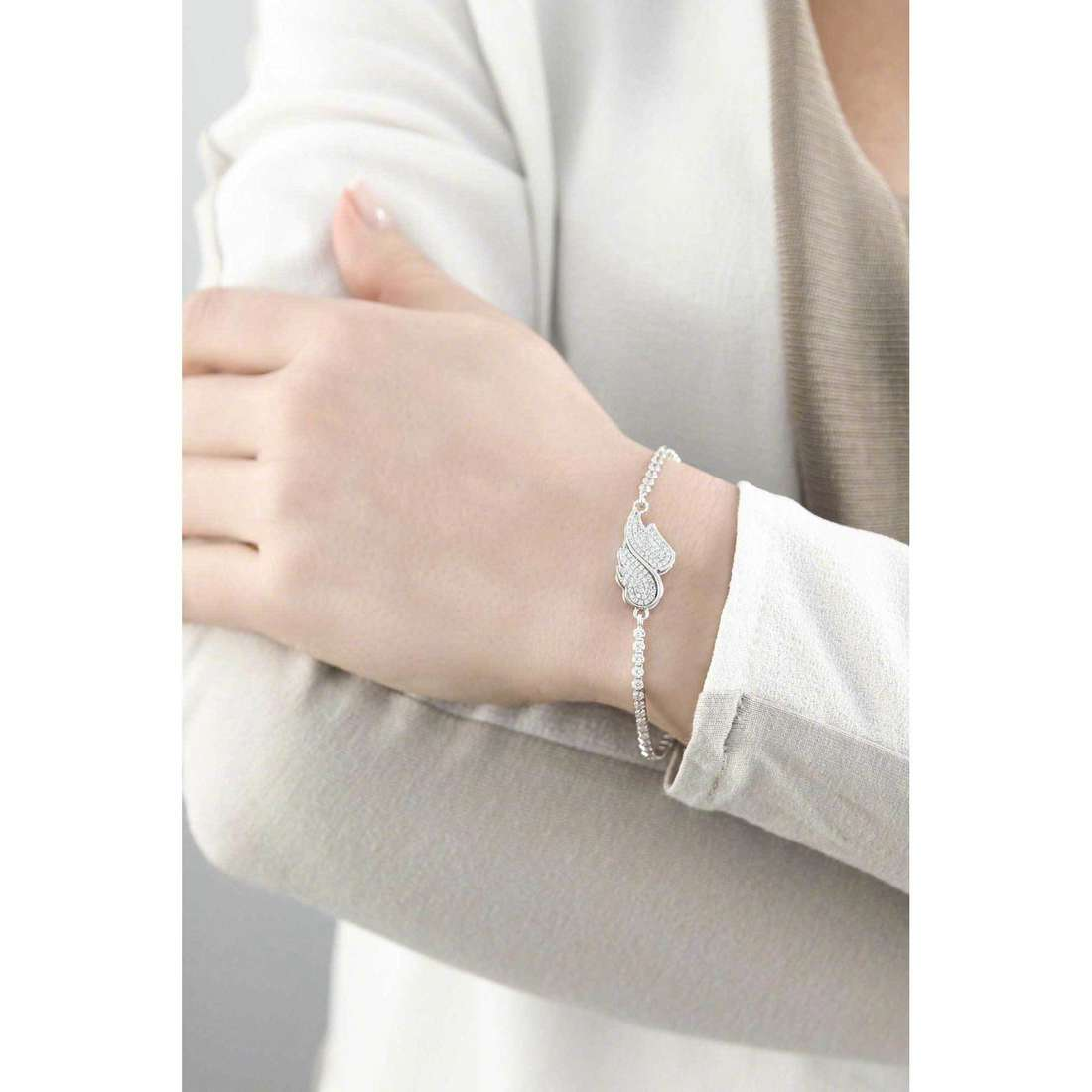 Giannotti bracelets Angeli woman GIANNOTTIGIA313 indosso
