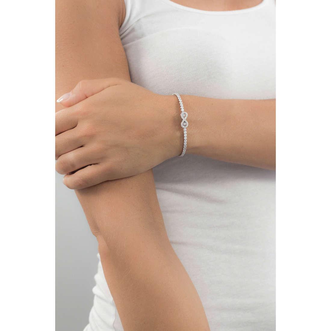 GioiaPura bracelets woman 41088-01-99 indosso