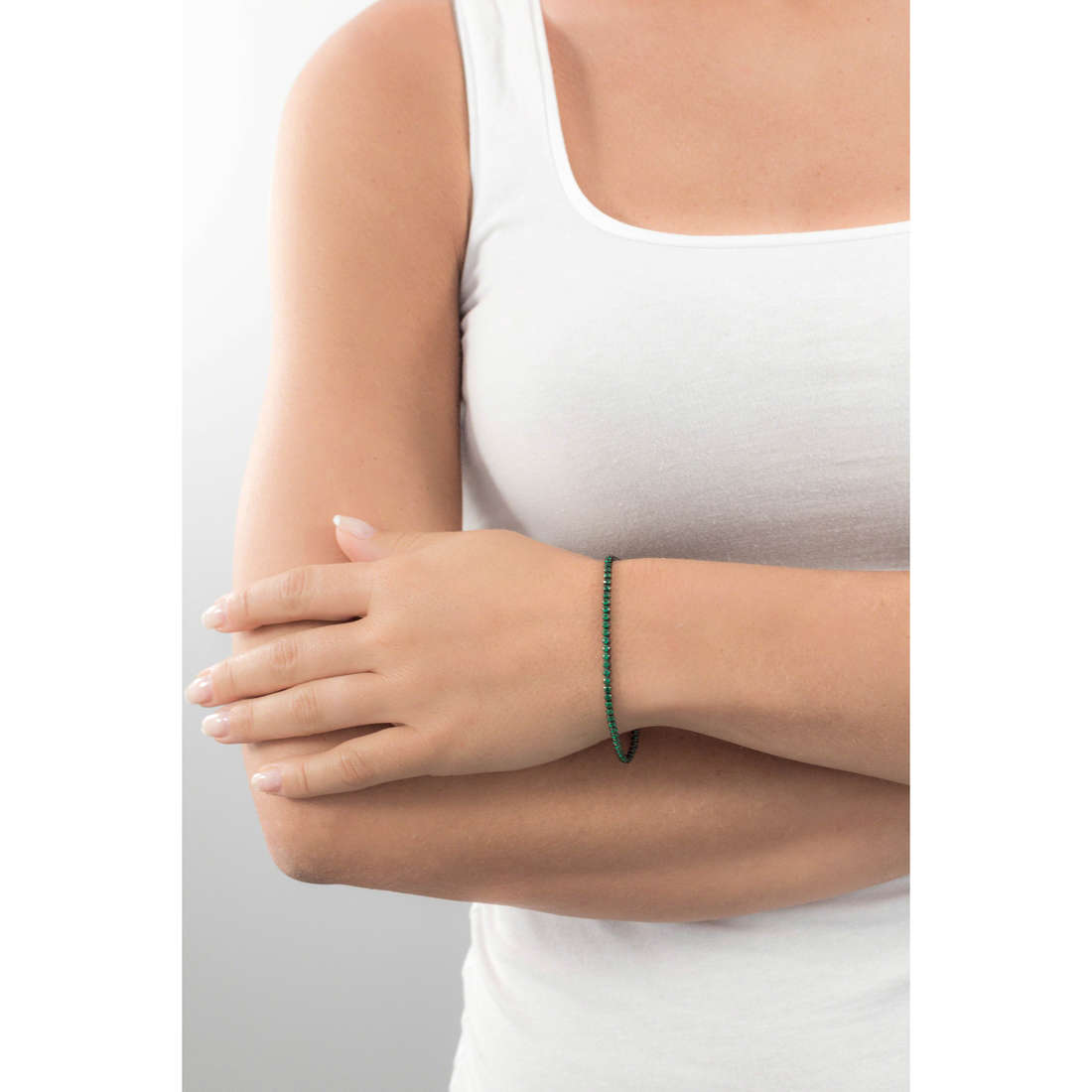 GioiaPura bracelets woman GPSRBSH00010 indosso