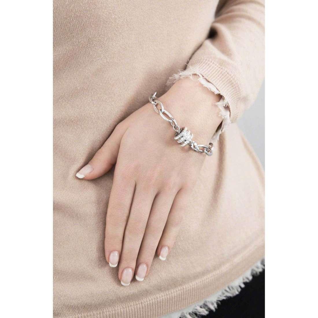 Liujo bracelets Dolceamara woman LJ826 indosso