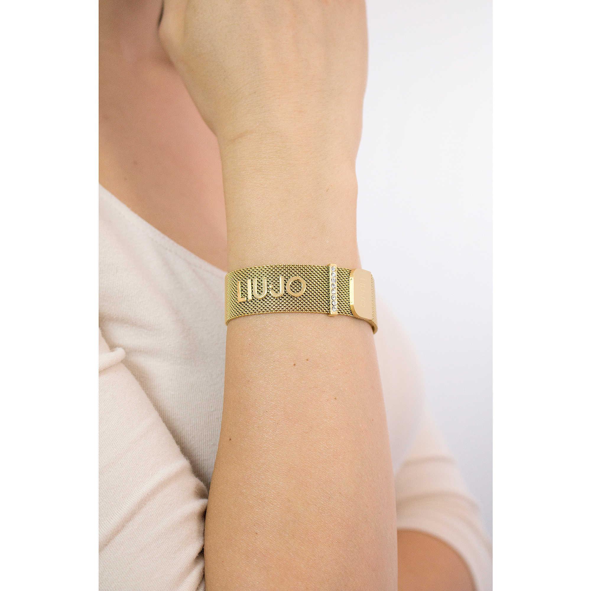 1a1b1cdacd bracelet woman jewellery Liujo LJ1050 bracelets Liujo