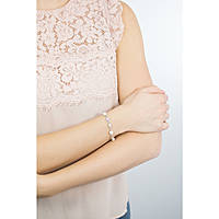 bracelet woman jewellery Luca Barra Be Happy BK1441