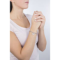 bracelet woman jewellery Luca Barra Be Happy BK1454