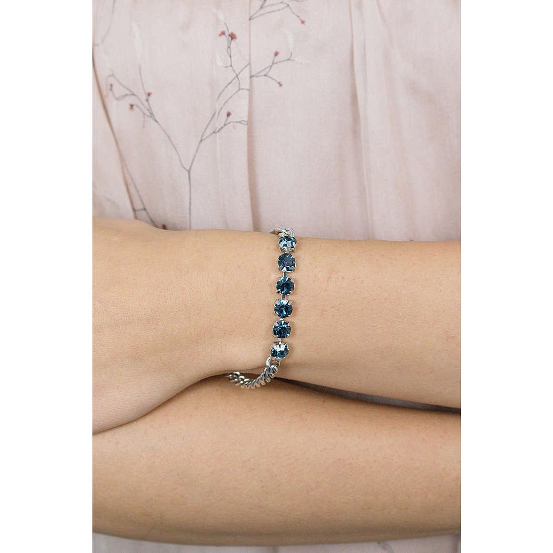 Luca Barra bracelets Carolyn woman LBBK1113 photo wearing