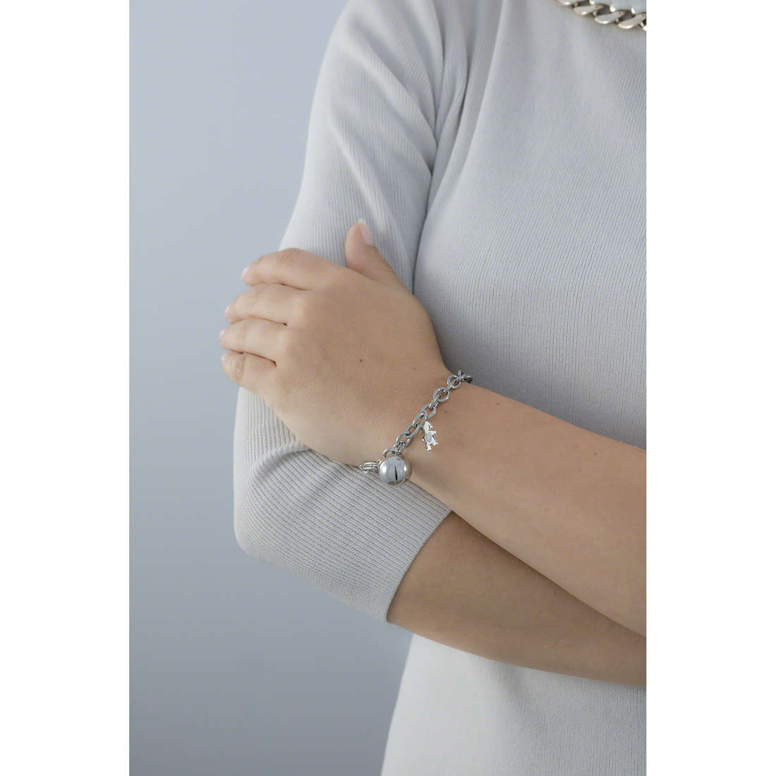 Luca Barra bracelets woman LBBK1011 photo wearing