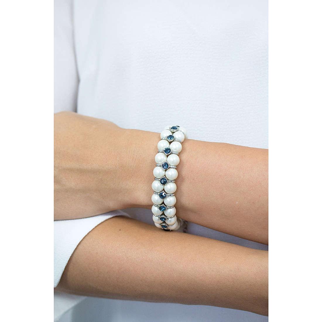Luca Barra bracelets woman LBBK1023 photo wearing