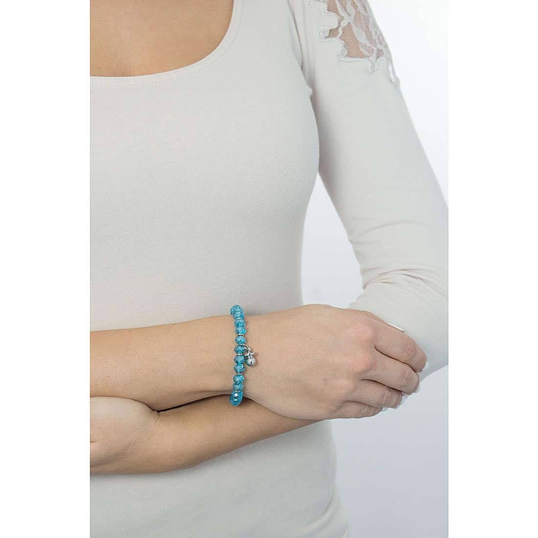 Luca Barra bracelets woman LBBK1246 photo wearing