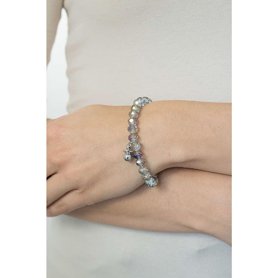 Luca Barra bracelets woman LBBK1252 photo wearing