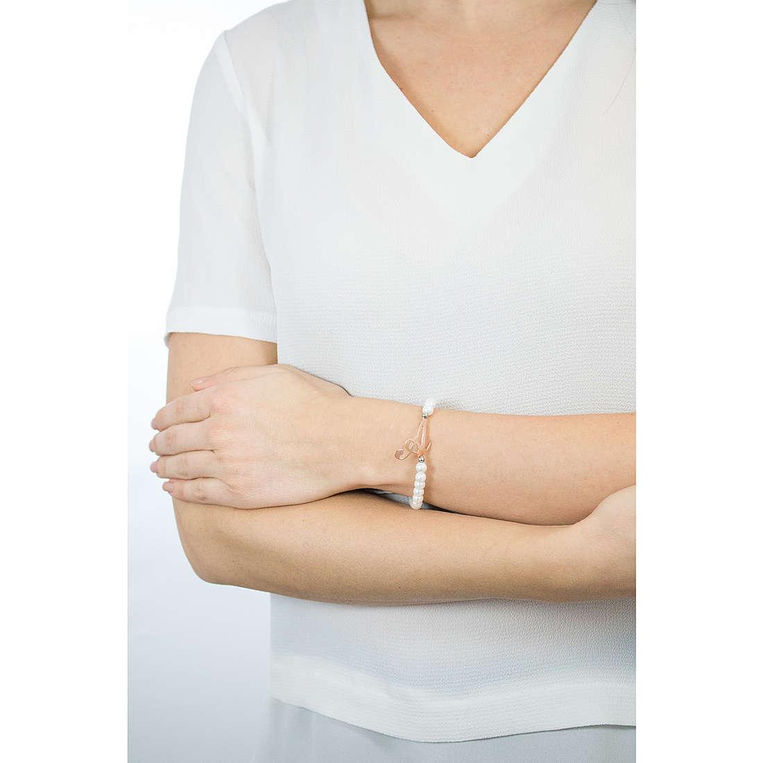 Luca Barra bracelets woman LBBK1263 photo wearing