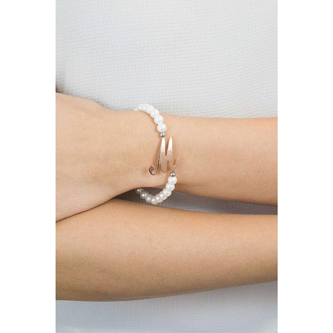 Luca Barra bracelets woman LBBK1272 photo wearing