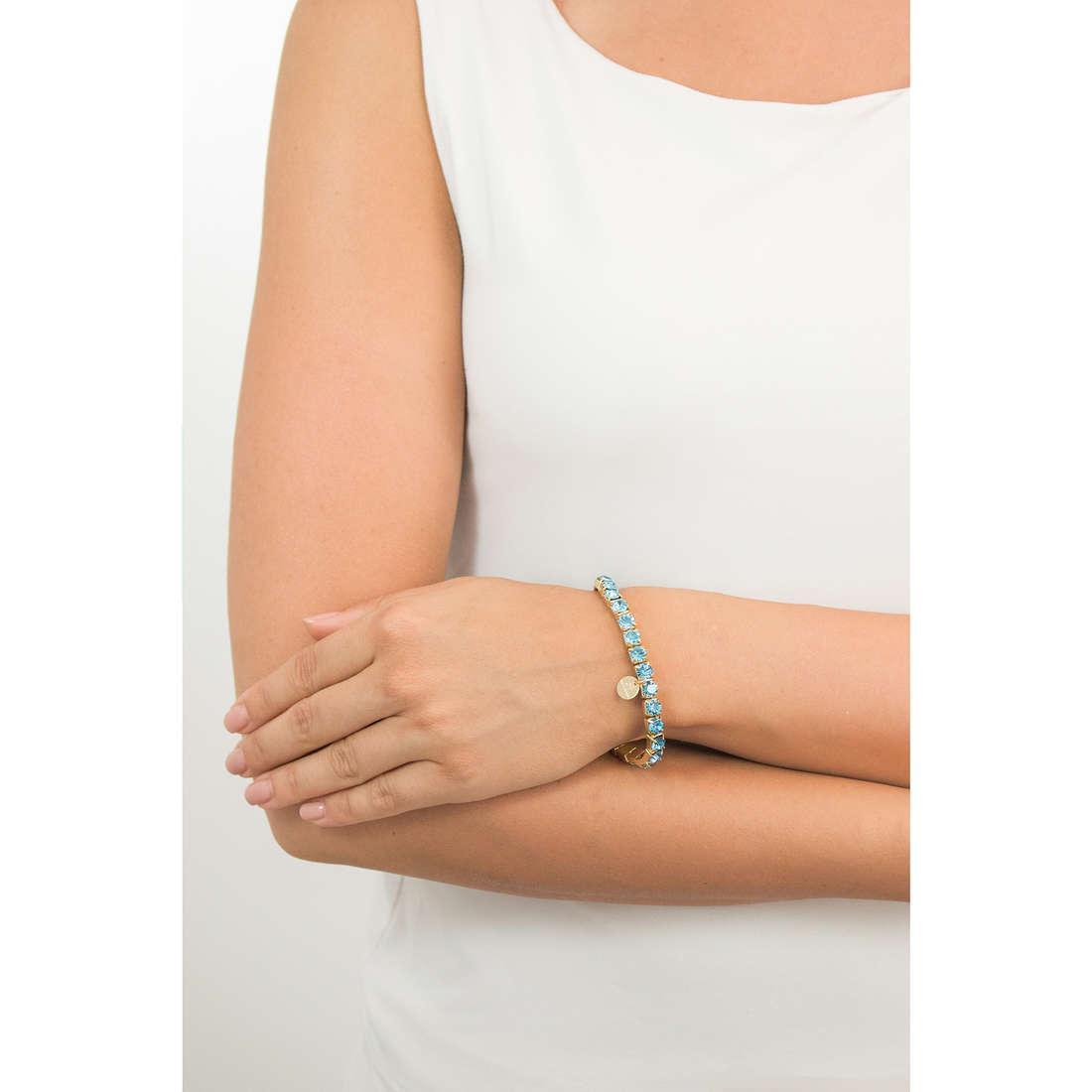 Luca Barra bracelets woman LBBK1302 photo wearing