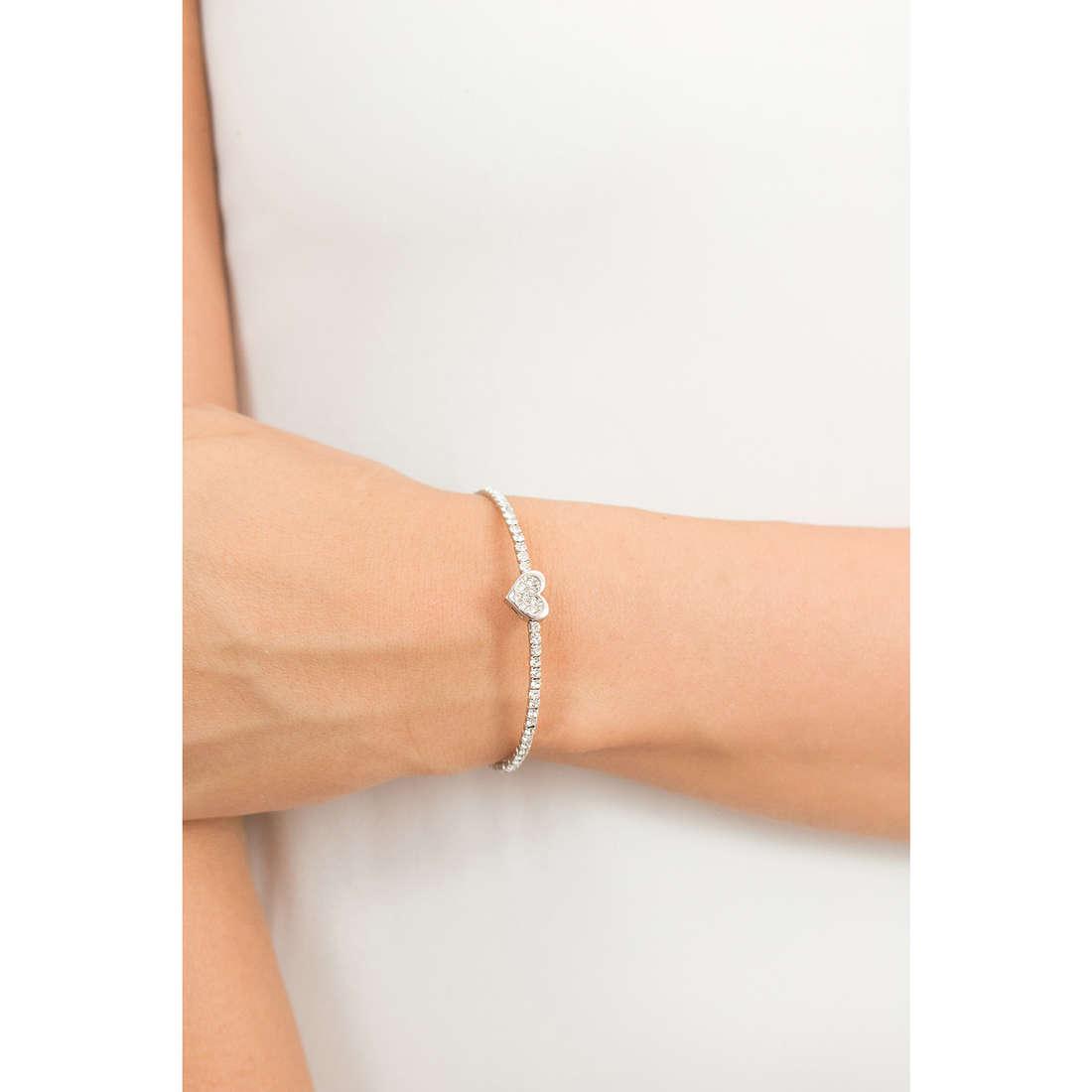 Luca Barra bracelets woman LBBK1315 photo wearing
