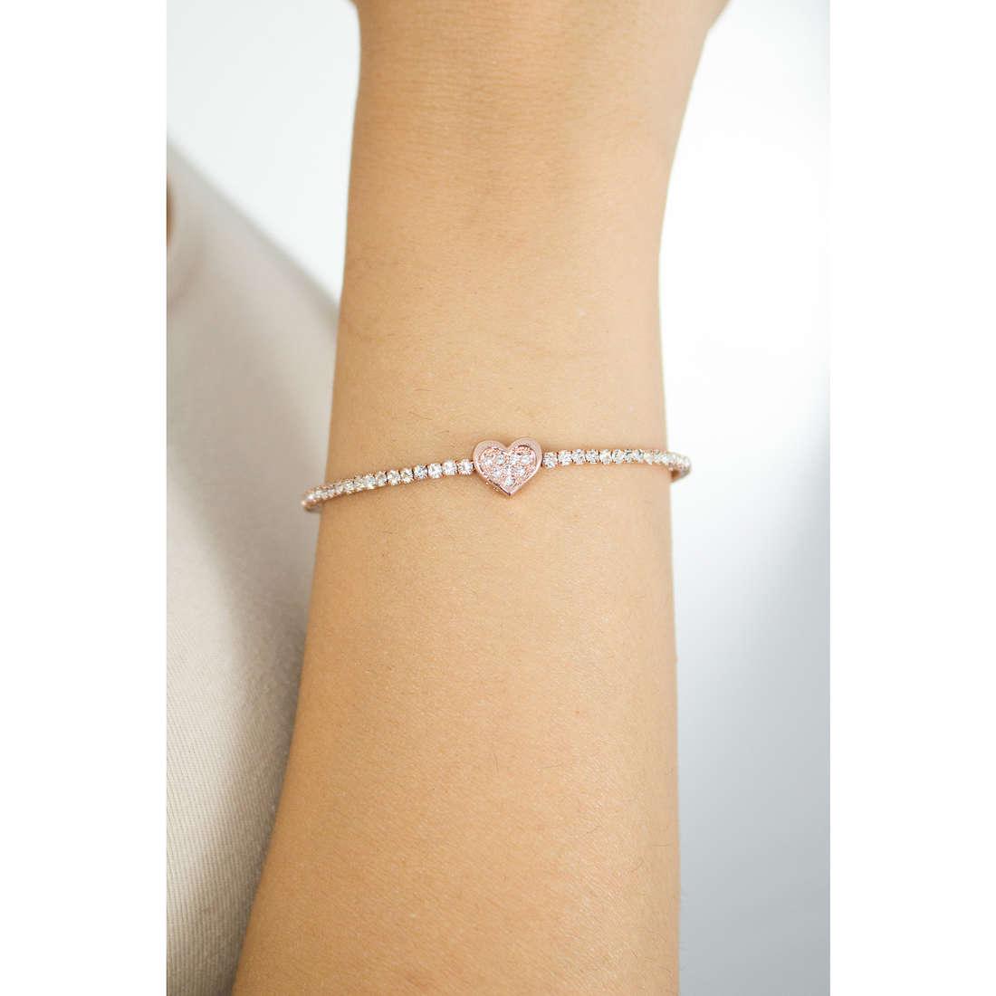 Luca Barra bracelets woman LBBK1316 photo wearing