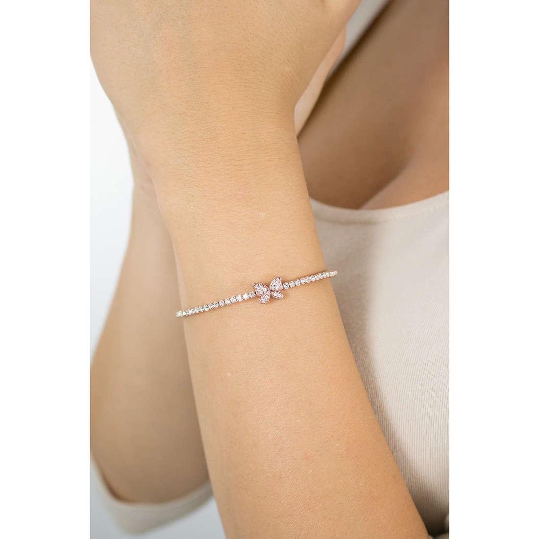 Luca Barra bracelets woman LBBK1320 photo wearing